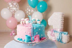 Niezapomniane pierwsze urodziny dla dziewczynki