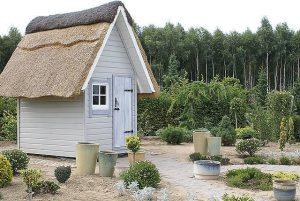 Domki ogrodowe – mała konstrukcja o dużych możliwościach